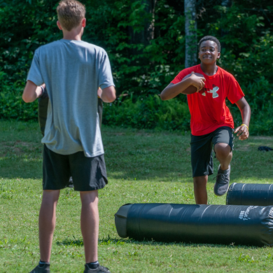 Athens Y Camps for Boys
